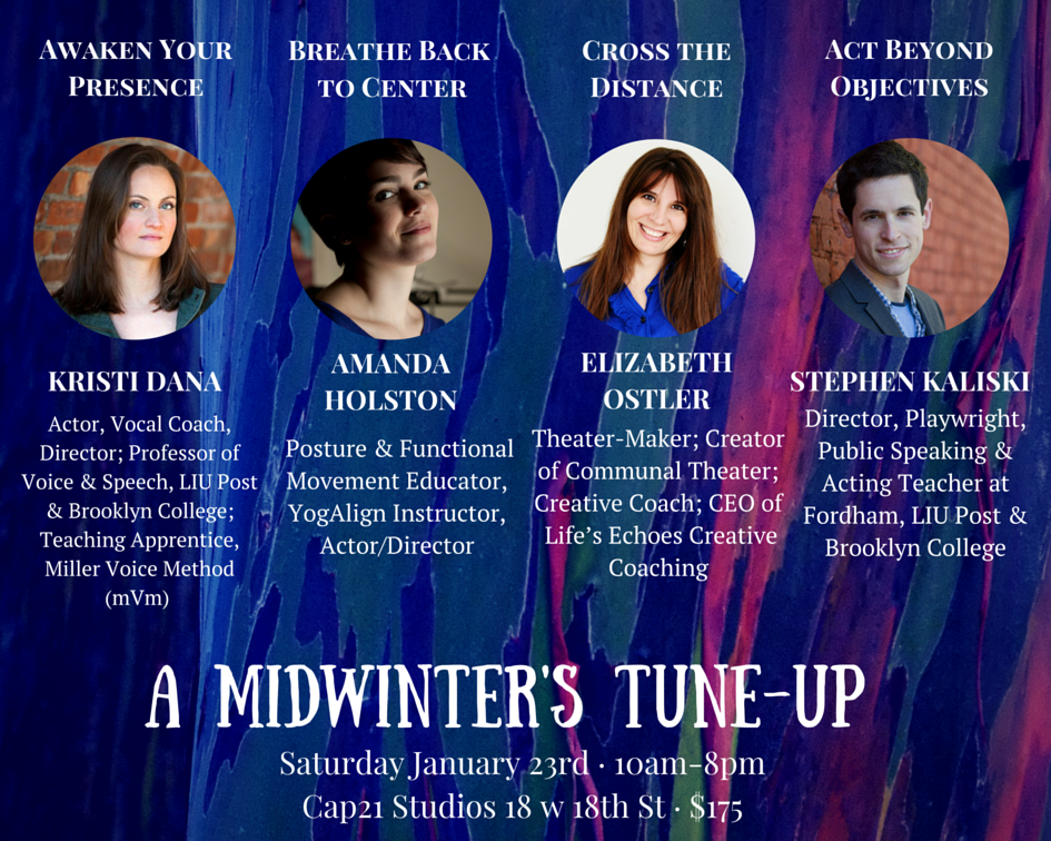 MidWinter TuneUp Instructors